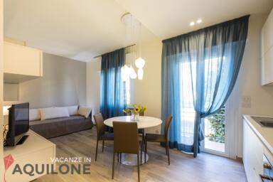 nuovo appartamento per famiglie di 5 persone in affitto per le vacanze in centro a Riccione - MASIN
