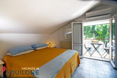 small Holiday apartment for 2 or 3-people families for rent in Riccione - BARO