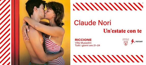 UN'ESTATE CON TE   mostra di Claude Nori, 70 fotografie dedicate all'estate italiana anni '80 e '90