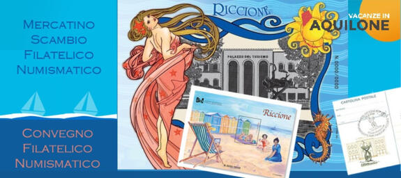 Filatelica e Numismatica Mercatino Mostra Scambio Collezionismo Francobolli Monete Cartoline Foto