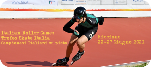 ITALIAN ROLLER GAMES | Trofeo Skate Italia, Campionati italiani su pista + Maratona e Mezza maratona