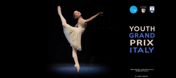 RICCIONE YOUTH GRAND PRIX ITALY semifinali internazionali | YAGP Italia, Opes Danza
