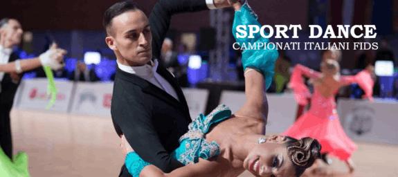 SPORT DANCE Campionati Italiani Danza Sportiva   Federazione Italiana Danza Sportiva Federdanza