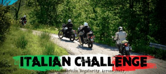 Italian Challenge Mototurismo Italia Expo   cerimonia di apertura e partenza prima tappa da Riccione