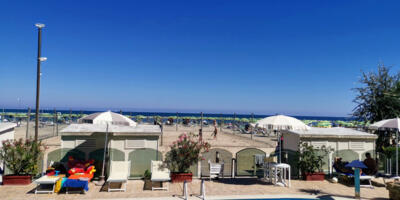 Offer Week-end September Rimini Hotel Diana on the sea