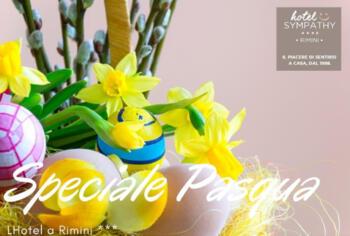 Offerta All Inclusive Pasqua Hotel Tre Stelle Rimini