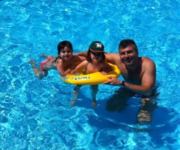 June All-inclusive Offer with Swimming Pool Hotel Tre Stelle di Rimini