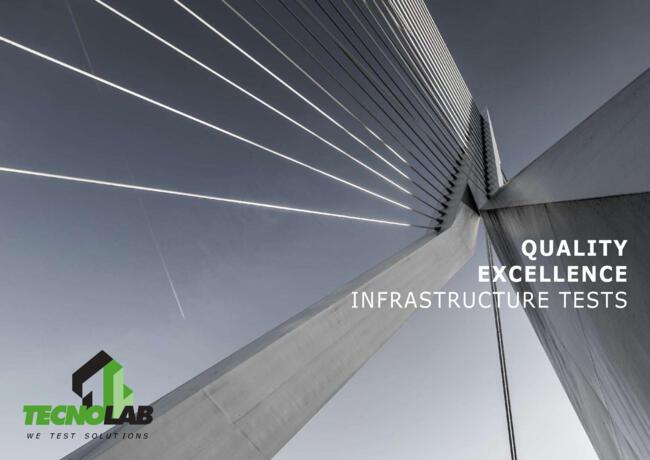 Specializzata nelle ispezioni e nelle indagini nel settore delle infrastrutture