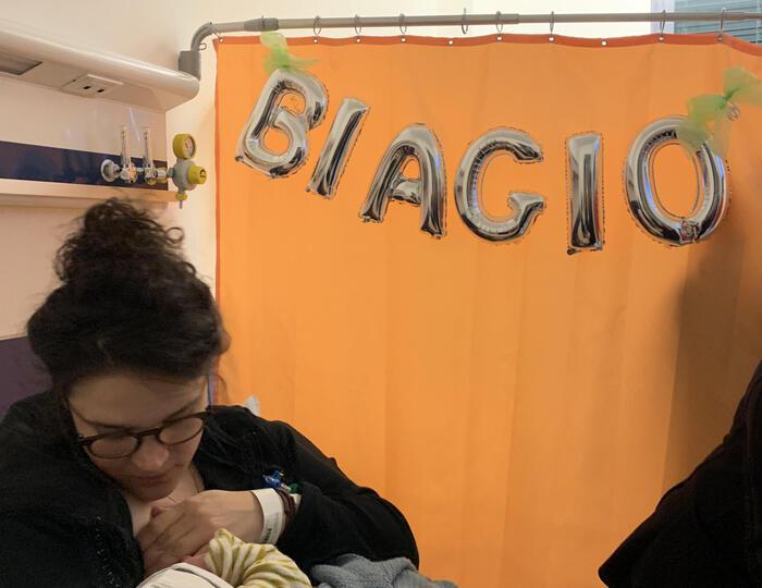 La Famiglia Bassetti si allarga: Benvenuto Biagio!