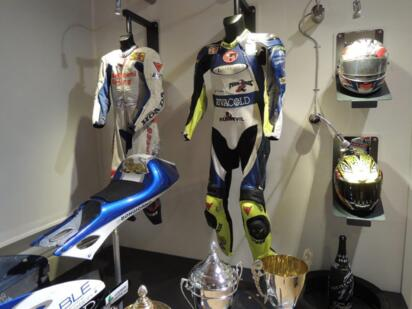 Museum Marco Simoncelli - The history of Sic