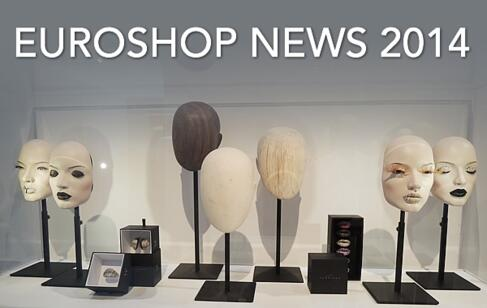 NEWS FROM THE FAIR EUROSHOP 2014/2015