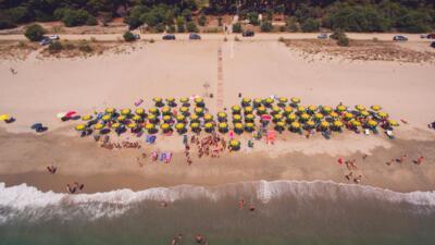 Weekend del 2 Giugno al Borgo degli Ulivi Natural Resort con Tarantelle Mediterraneo 2019