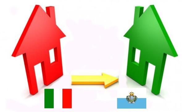13/10/2017 RESIDENZA ELETTIVA IN REP. DI SAN MARINO