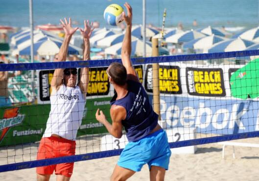 Dall'1 al 15 Settembre 2019: Volleytours Beach Volley Camp