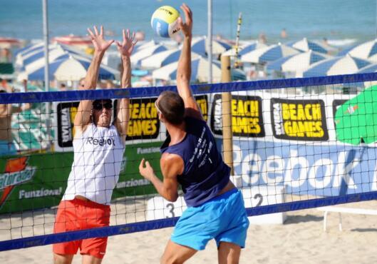 Dal 28 Luglio al 4 Agosto 2019 - Volleytours Beach Volley Camp