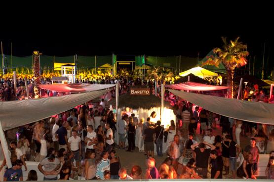 15 Agosto 2018 - Ferragosto on the Beach - Cena e Beach Party