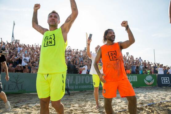 CS 13/08/18_Bobo Summer Cup presented by DAZN: tanto divertimento e beneficenza alla tappa di Cervia