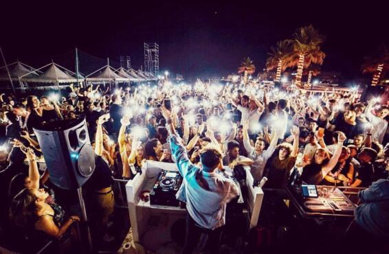 5 Luglio 2019 - Notte Rosa - Cena & Beach Party