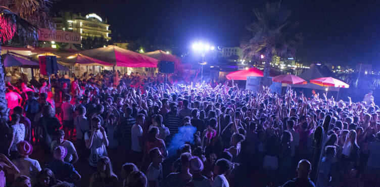 15 Agosto 2019 - Ferragosto on the Beach - Cena e Beach Party