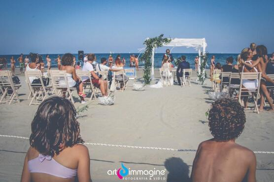 15 Settembre 2019 - WEDDING DAY: Dimmi di sì..in riva al mare!