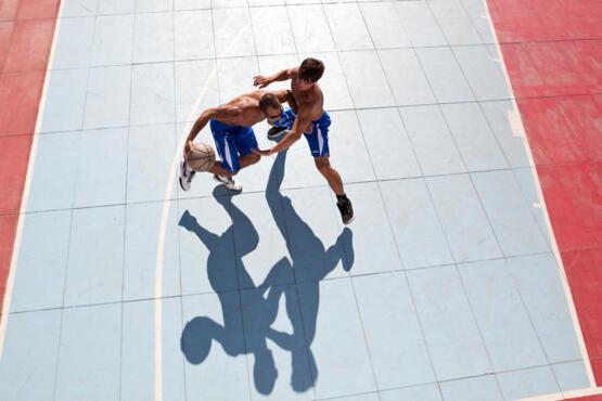 Dall'11 al 15 Agosto 2019 - Basket Fever