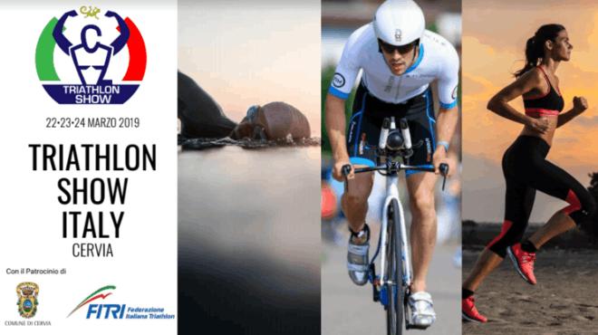 22-23-24 marzo, Triathlon Show Italy