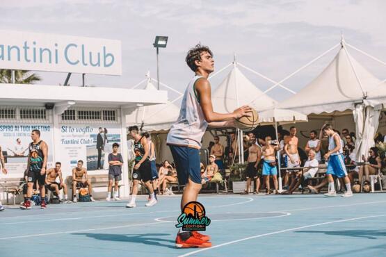 Dal 19 al 21 luglio 2019 - Not in My House Summer Tour Basket Fantini Club