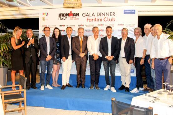20 Settembre 2019 - 3° IRONMAN Gala Dinner Fantini Club