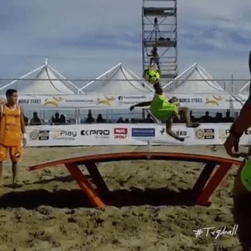 Dal 19 al 26 Maggio 2019 - 1° Stage Internazionale di Beach Teqball Fantini Club