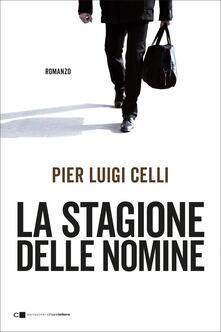 3 Agosto 2019 - Incontri con l'autore: La stagione delle nomine, Pier Luigi Celli