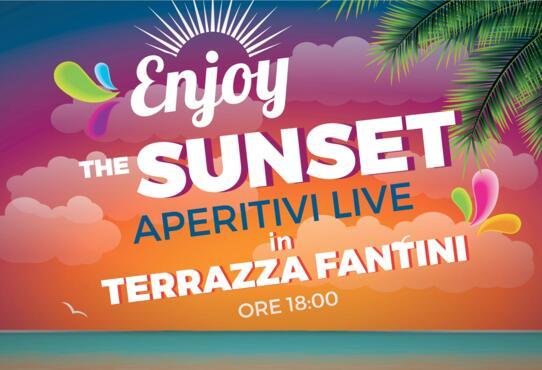 15 Giugno 2019 - Aperitivo Live in Terrazza Fantini