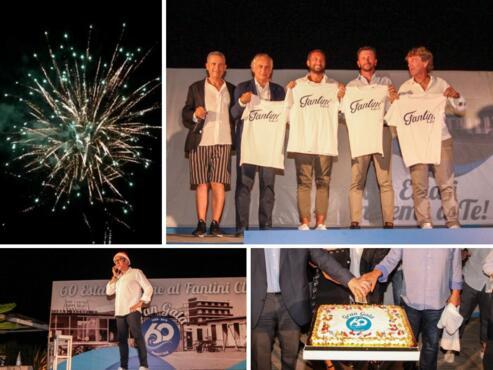 Gran Galà di star dello sport per i 60 anni del Fantini Club