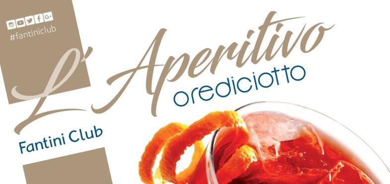 15 Agosto 2019 - Aperitivo Orediciotto: Fanto Dj
