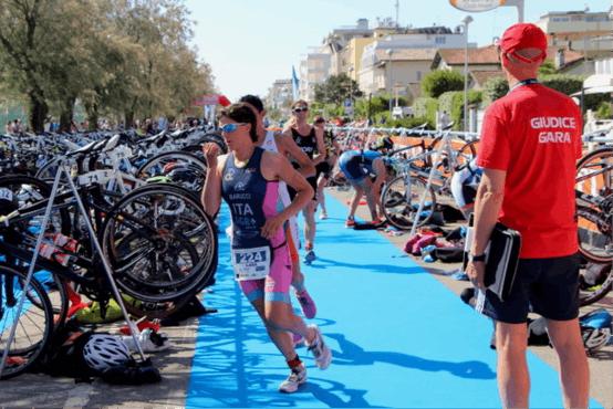 12 Ottobre 2019 - Campionato Italiano Triathlon Olimpico Ind. Assoluto & C.I Distanza Olimpica U23