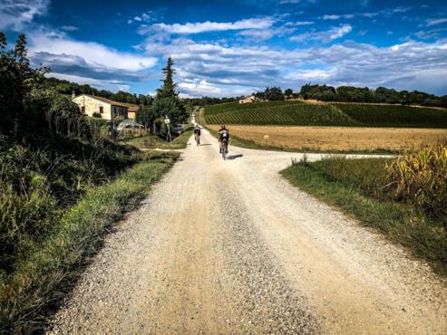 6 Settembre 2020 - 2° Cicloturistica Strade Bianche del Sale