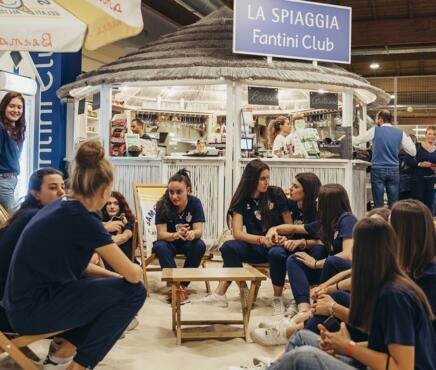 CS 15/11/19 LA SPIAGGIA Più SPORTIVA D'ITALIA TI ASPETTA A FICO!