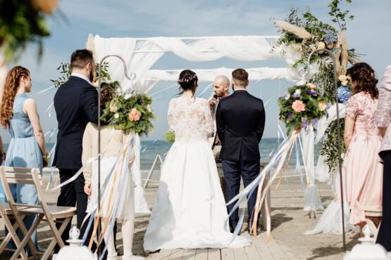 13 Settembre 2020 - WEDDING DAY - Dimmi di sì..in riva al mare!