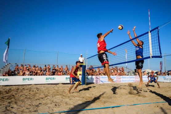 Dal 20 al 26 Luglio 2020 - Fantini Club Beach Volley Cup