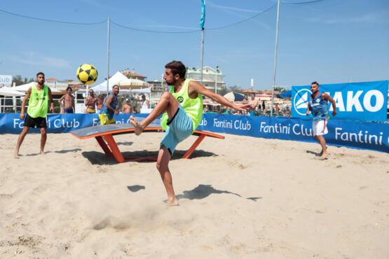 DATA IN DEFINIZIONE - 3° Campionato Italiano di Beach Teqball