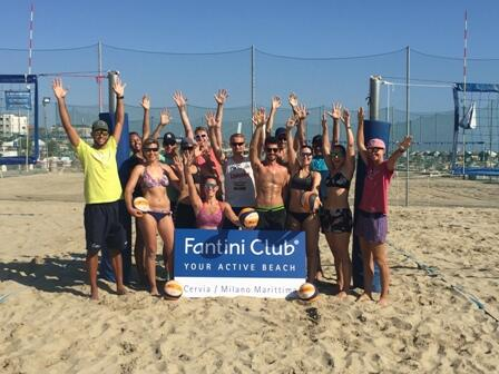 Beach Volley camp a Cervia: stagione 2020