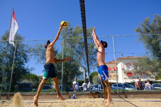 Tappa di apertura trofeo Beach Volley Alby & Raschia
