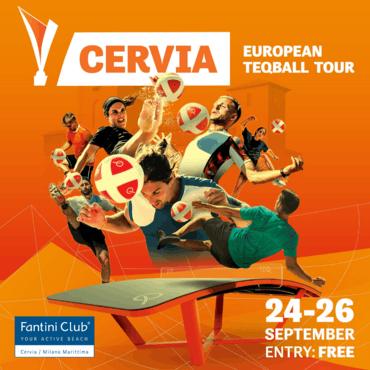 European Teqball Tour Cervia