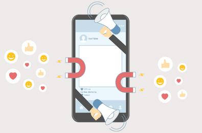 Annunci interattivi e immersivi: la landing page di Facebook