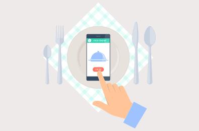 Il cibo al tempo dei social network