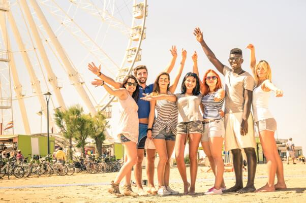 Offer for Educational Trips for Schools in Cesenatico, Italy