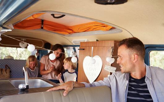 Oferta wakacyjna na kempingu na placach namiotowych na Wyspie Elba