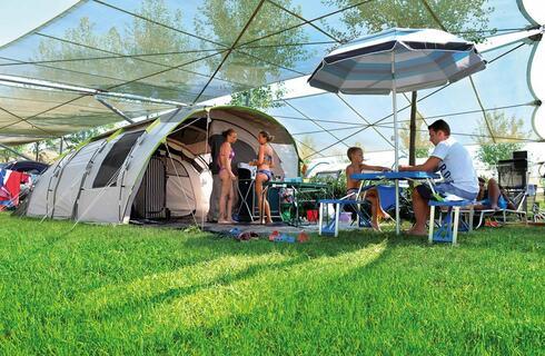 Camping aanbieding Park van de Po-delta