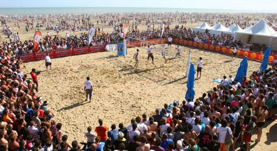 BEACH VOLLEY MARATHON: 13,14,15/05
