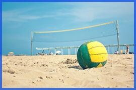 BEACH VOLLEY MARATHON WEEKEND FROM € 60,00