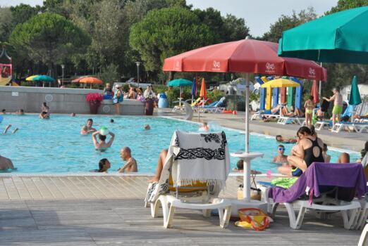 Weekly package of June in mobile home in camping village in Bibione
